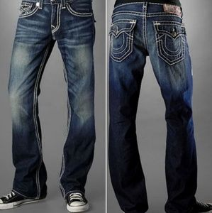 True Religion | Mens Straight Jean